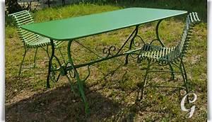 Gartentisch Metall Antik : outdoor m bel gartentisch renan ~ Watch28wear.com Haus und Dekorationen