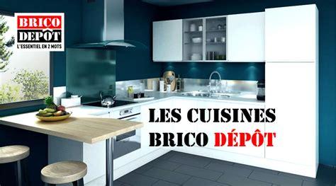 cuisine blanche brico depot les cuisines brico dépôt le des cuisines