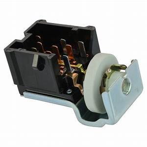 9 Terminal Headlight Switch E7tz