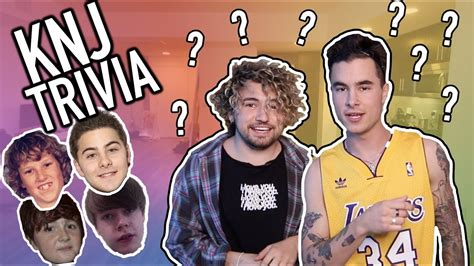 knj trivia challenge whos   friend youtube