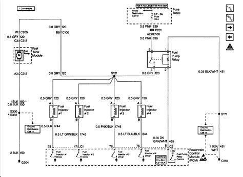 Chevy Cavalier Headlight Wiring Diagram Auto