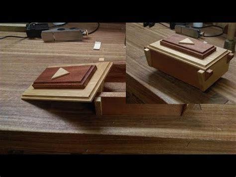 comment fabriquer une boite en bois