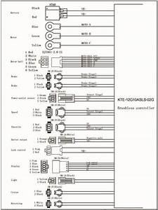 Risunmotor 36v 750w Or 48v 1000w Brushless Dc Motor Sine