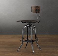 Vintage Toledo Bar Chair Distressed Black by 1000 Images About Barstools On Stools