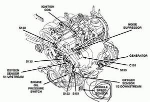 2000 dodge neon engine diagram automotive parts diagram With chrysler lhs engine diagram also dodge grand caravan engine diagram as