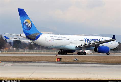 G-OJMC | Airbus A330-243 | Thomas Cook Airlines | bertie ...