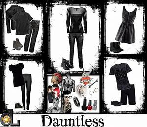 The Clothing! - Are YOU Divergent?