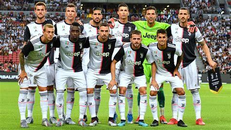 Cristiano Ronaldo Bagai Langit - Gaji Skuad Juventus 2019 ...