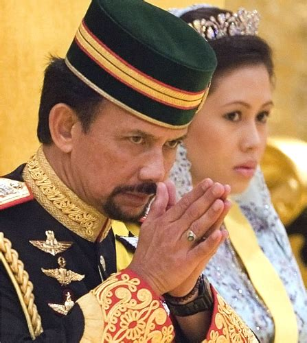 abdul mateen soccer sultan of brunei s low key third marriage ends with quiet