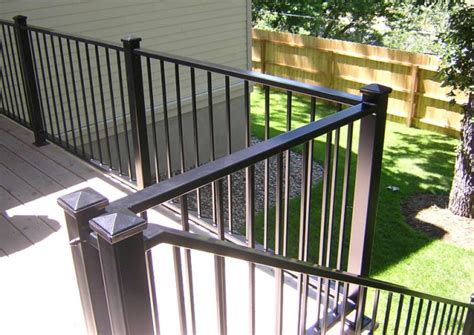 deck railing ideas cheap deck design and ideas