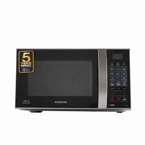 Learn How To Use Samsung Ce73jd Convection Microwave Oven