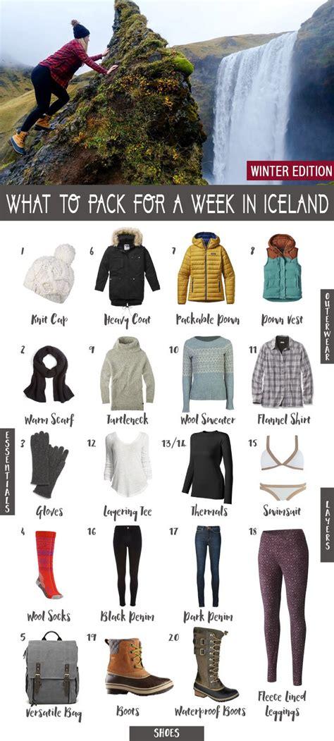 pack   week  iceland  blonde