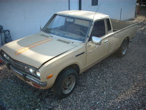 Datsun 620 King Cab by 1979 Datsun 620 King Cab Bulletside For Sale In Cottonwood