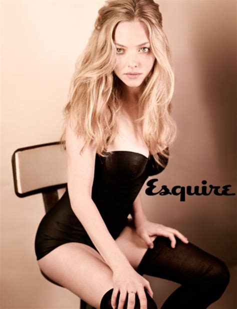 Amanda Seyfried Esquire Magazine 2010