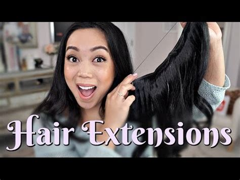 Affordable & Easy Hair Extensions? Secret Hair Extension