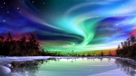 Alaska Night Sky Hd Wallpaper 49 Images