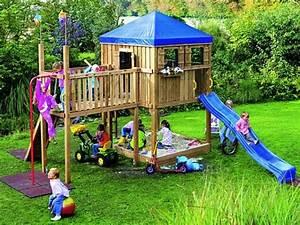 Kinderspielplatz Selber Bauen : winnetoo giga kletterturm und spielturm ~ Buech-reservation.com Haus und Dekorationen