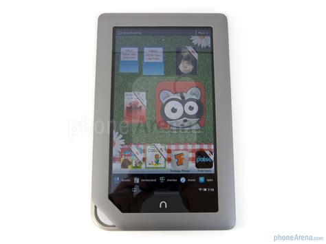 barnes and noble nook tablet barnes noble nook tablet review performance and conclusion