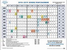 MCPS sets 20182019 calendar, shortens spring break – The