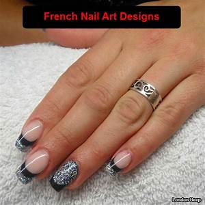 16 French Nail art Designs 2018 for Beginners - London Beep