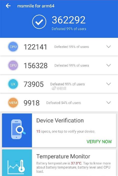 snapdragon  benchmarks leak points    bright