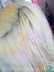 Shimmer Lights Sallys Roots Won 39 T Match The Rest Of My Platinum White Hair Help
