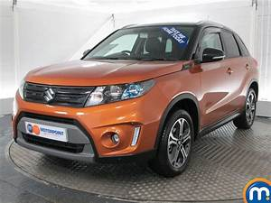 Suzuki Vitara Allgrip : used or nearly new suzuki vitara 1 6 sz5 allgrip 5dr horizon orange black for sale in ~ Maxctalentgroup.com Avis de Voitures