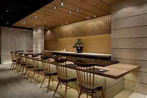 Sushi Bar Design On Pinterest Japanese Restaurant Design