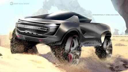 11 renderings that imagine the ford f 150 of the future rolls royce phantom ew by wald international