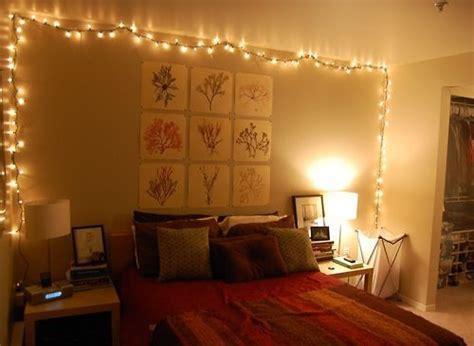 Fairy Lights Room  Fairy Lights Bedroom Tumblri Need