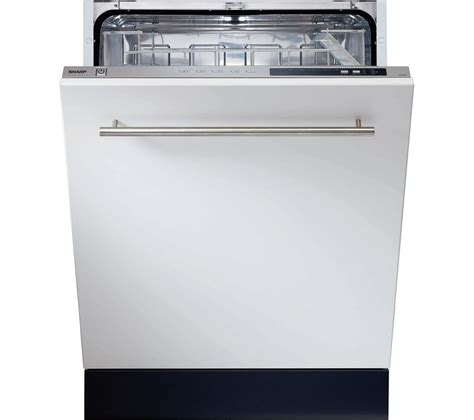 £239  Best Price  Sharp Qwd21i492x Fullsize Integrated