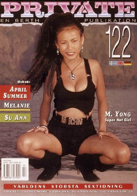 Vintage Porn Magazines Private Magazine From 121 To 140