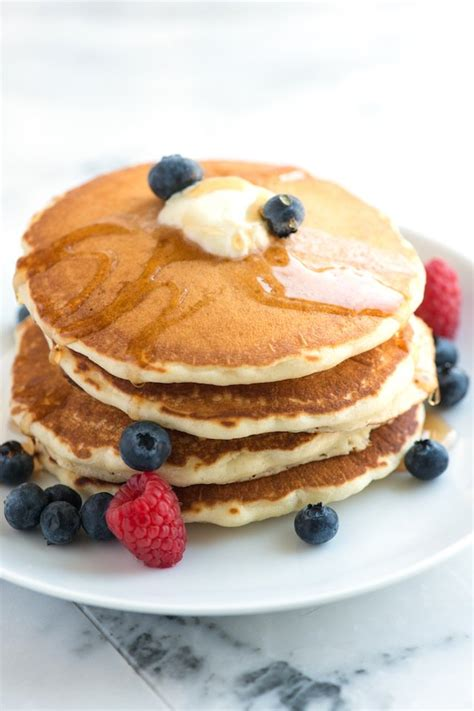 easy pancakes quick and easy pancake recipe