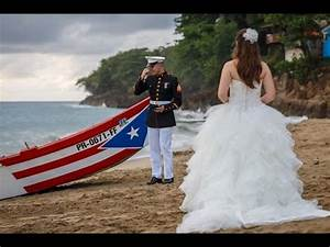puerto rico destination wedding on a traditional yola With puerto rican wedding ceremony traditions