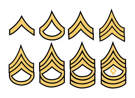 Use the list below to select a map you need. Army military stripes - Download Free Vectors, Clipart ...