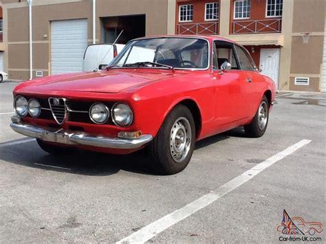 1970 Gtv Alfa Romeo
