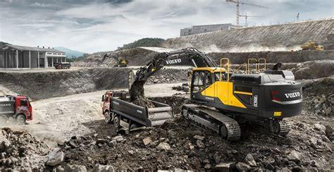volvo excavators win highest retained  awards