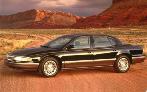 Chrysler Newyorker by 1995 Chrysler New Yorker Information And Photos