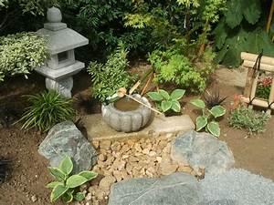 Deco Jardin Japonais : deco jardin japonais zen ~ Premium-room.com Idées de Décoration