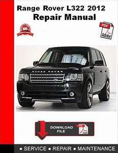 Range Rover L322 2012 Repair Manual
