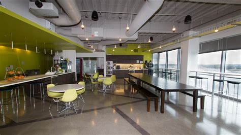 Cool Spaces: Zillow's downtown Seattle office ...