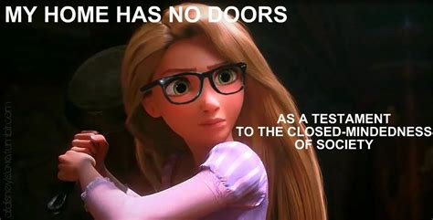 Tangled Meme - hipster rapunzel disney princess fan art 19502311 fanpop