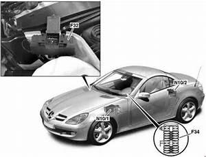 Mercedes-benz Slk  R171  2004 - 2010
