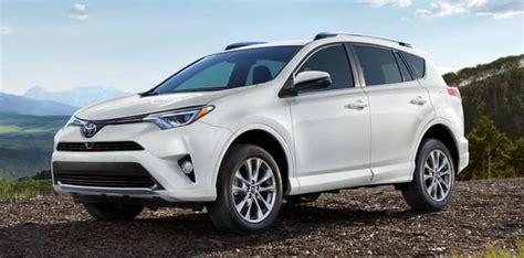 Compare 2018 Toyota Rav4 Vs Honda Crv Review  Columbus Oh