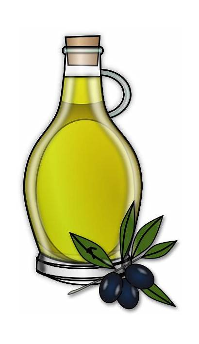 Oil Olive Clipart Transparent Vegetable Clip Cliparts
