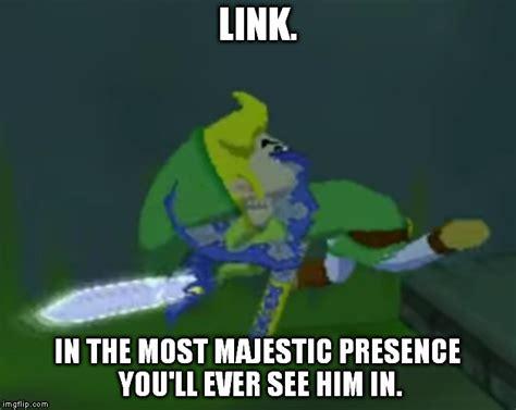 Link Meme - toon link imgflip