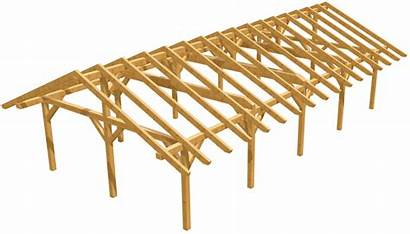 Carport Satteldach Bausatz Magdeburg Roof Wood Gable