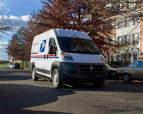 usps ram vans add capability durability operations
