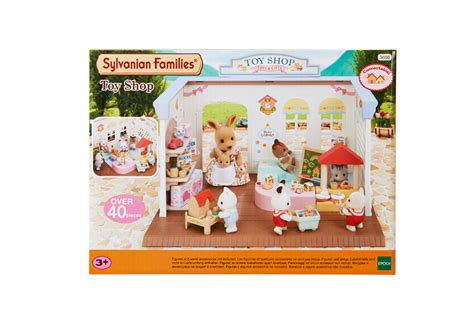 sylvanian families food shop theme 5050 shop 3 ebay