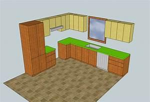 comment dessiner une cuisine en 3d With croquis d une maison 12 dessin de jardin en perspective le jardin de bastian